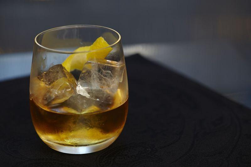Romantic Branded Cocktails