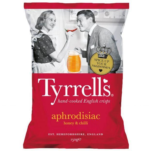 Aphrodisiac Potato Chips