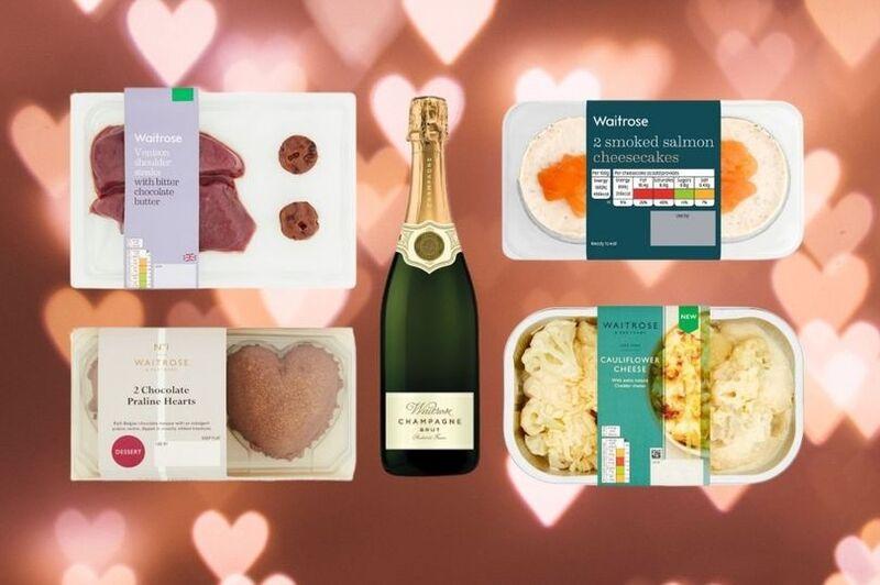 Romantic Grocer Dinner Kits