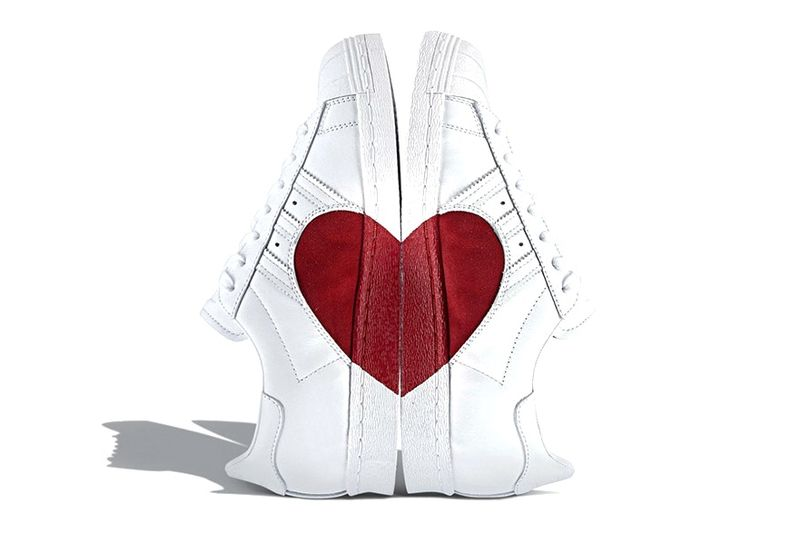 Valentine-Inspired Sneakers