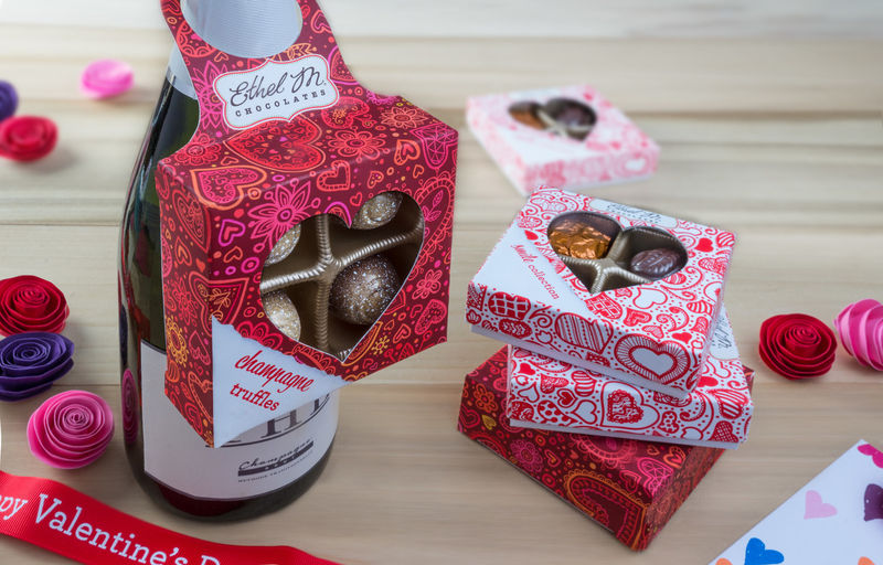 Champagne-Paired Chocolates