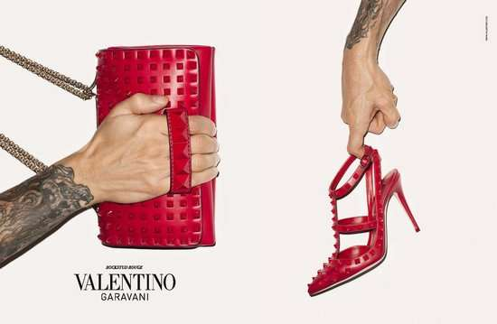 Photographer Appendage Fashion Ads