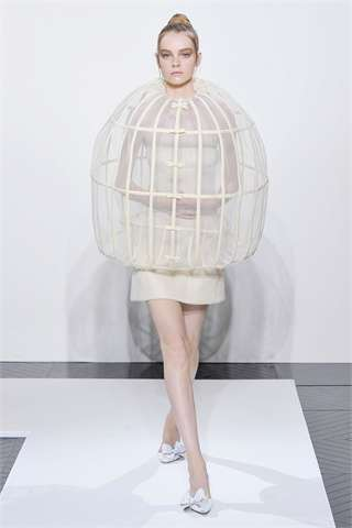 Birdcage Couture