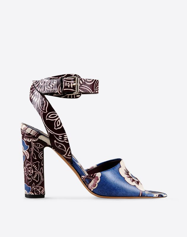 Couture Graffiti Heels