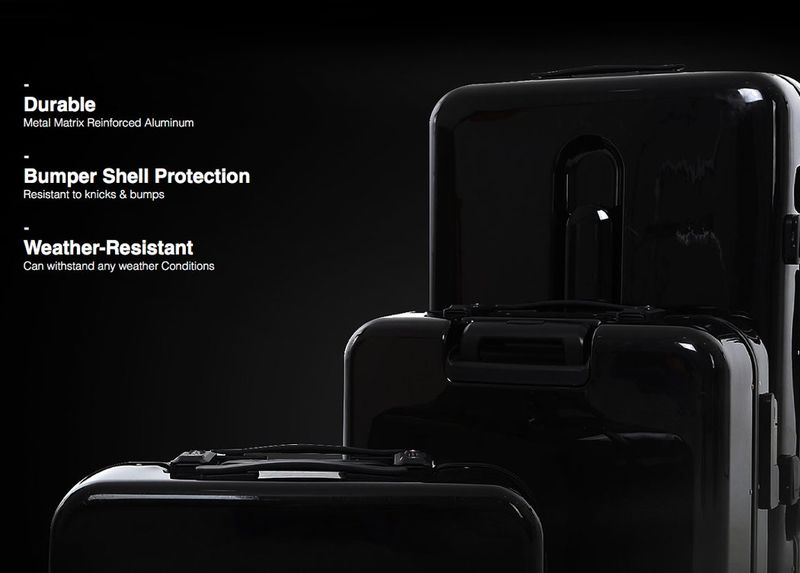Modular Suitcase Systems