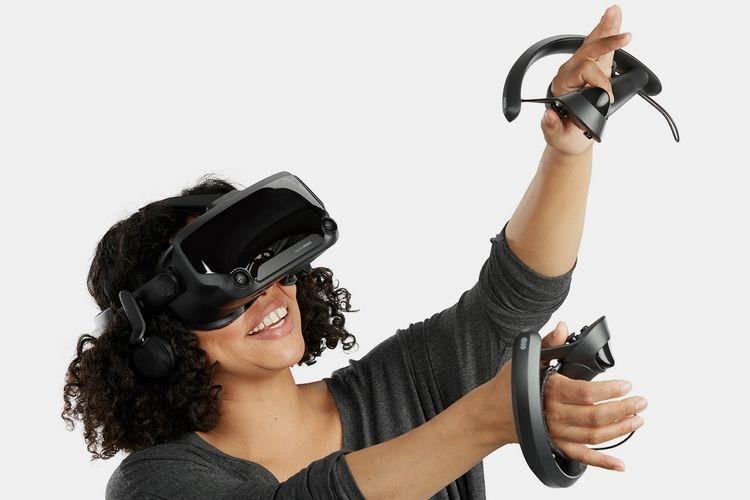 Game Developer VR Headsets : Valve Index VR Kit