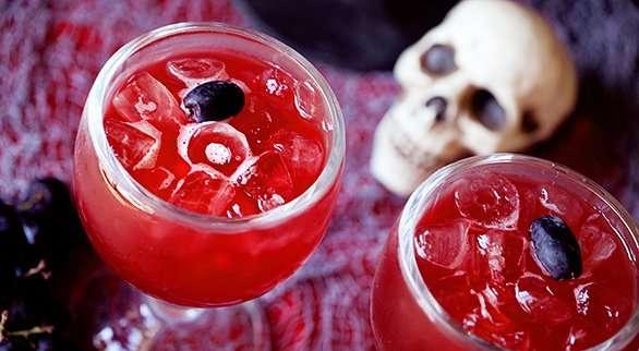Bloodsucker-Focused Drinks
