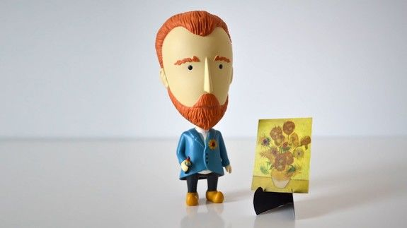 Dutch Painter Action Figures