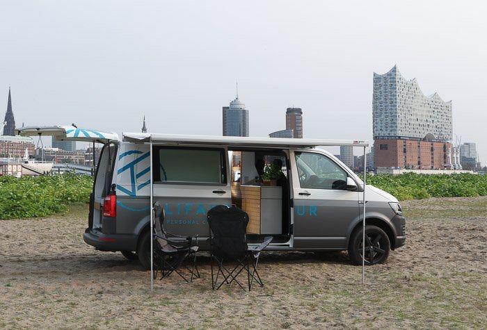 Camper Van Conversion Components