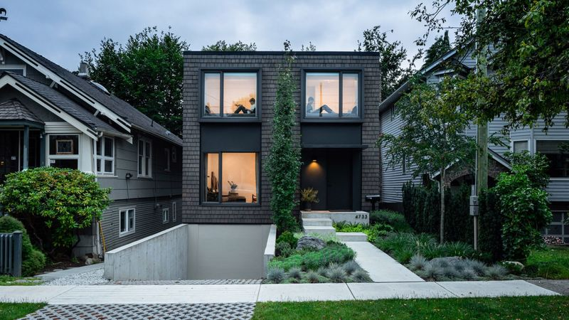 Ultra-Contemporary Vancouver Homes