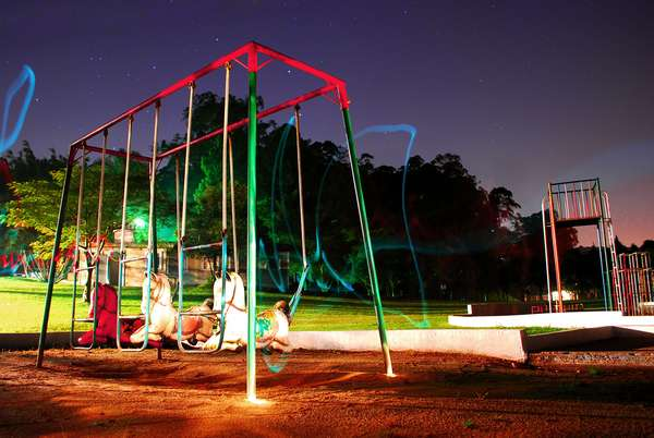 Psychedelic Playgrounds