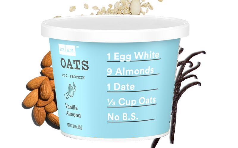 Versatile Vanilla Oat Cereals