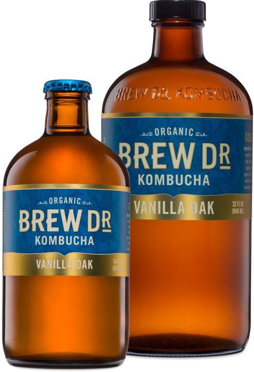 Woodsy Probiotic Beverages
