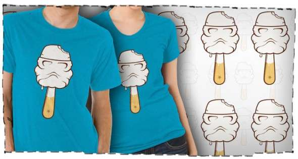 Melting Nerdy Tees