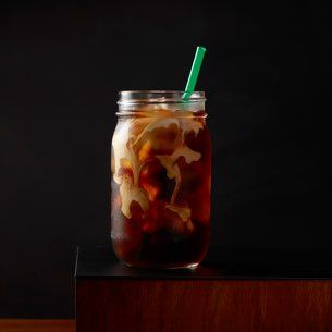 Sweetened Cold Brew Coffees
