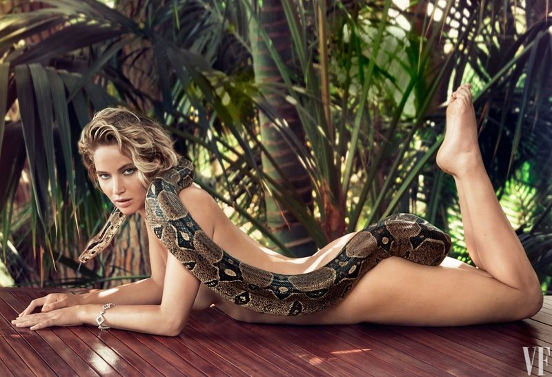 Sensual Snake Portraits