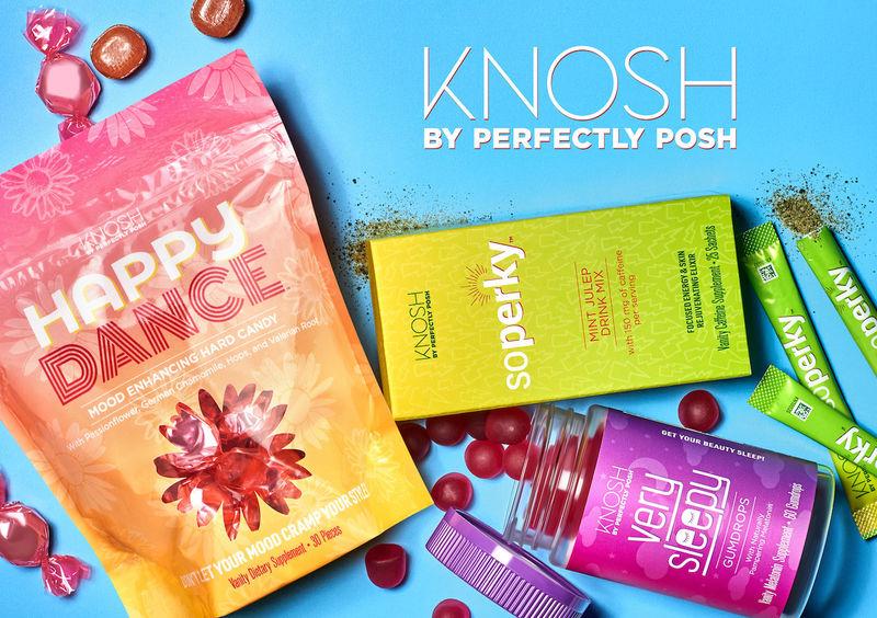 Pampering Vanity Supplements