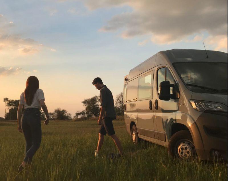 Three-in-One Camper Vans