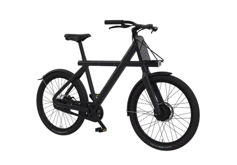 unstealable electric bicycles vanmoof electrified x2. Black Bedroom Furniture Sets. Home Design Ideas