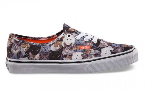 Feline Abuse Awareness Footwear