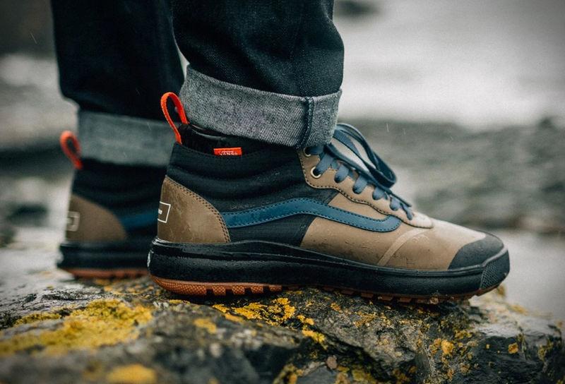 Weatherproof Collaboration Footwear
