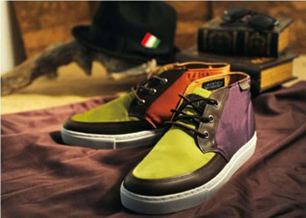 a9e1a97159 Premium Skate Shoes   Vans Luxury Limonta Pack