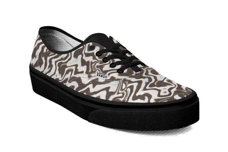Artist-Designed Sneakers