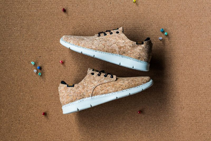 Sporty Cork Sneakers