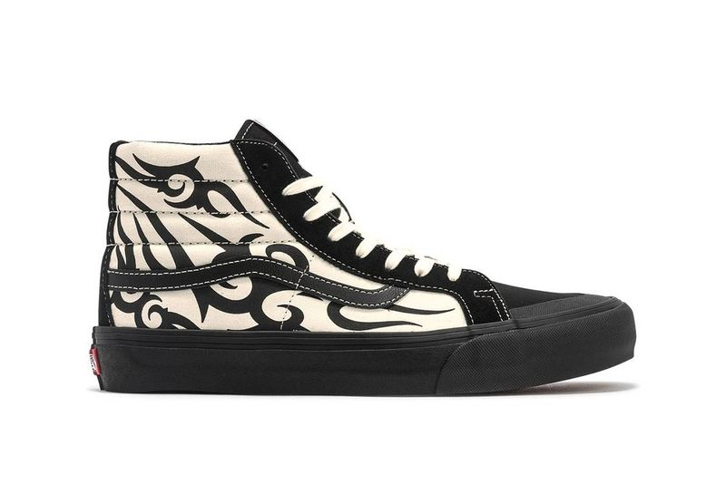 Tattoo Culture-Inspired Footwear Designs