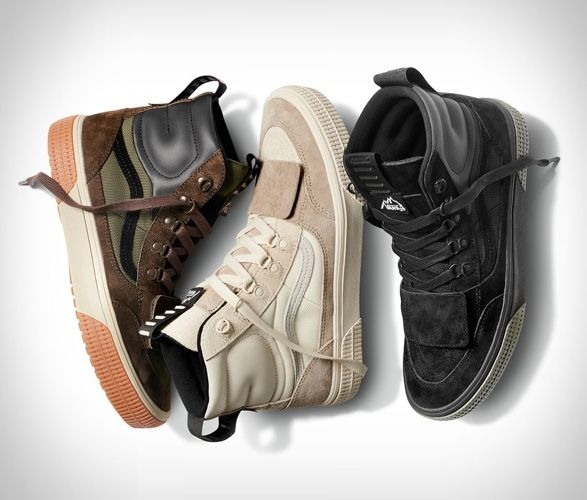 Supportive Inclement Weather Sneakers