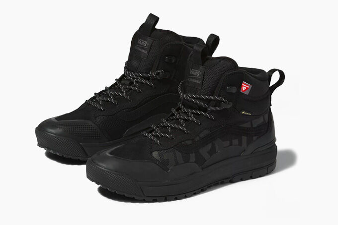 Hiking-Ready Sneaker Boots