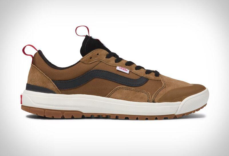 Adventurous Weatherproof Sneakers