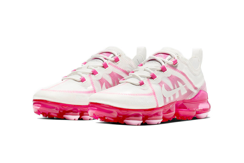 Brightly Accented Running Shoes