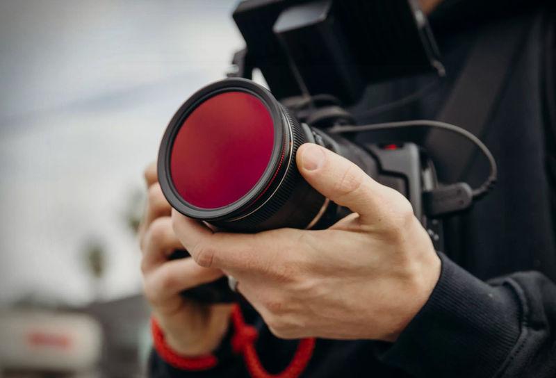 Scene-Neutralizing Photography Lenses