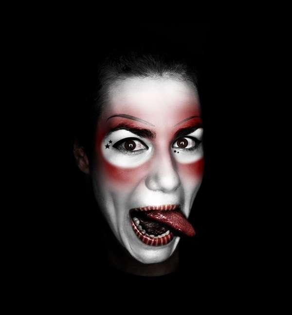 Digital Clowntography