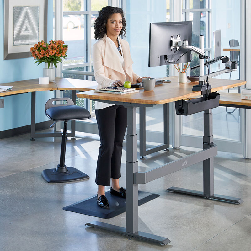 Posture-Improving Standing Desk Chairs