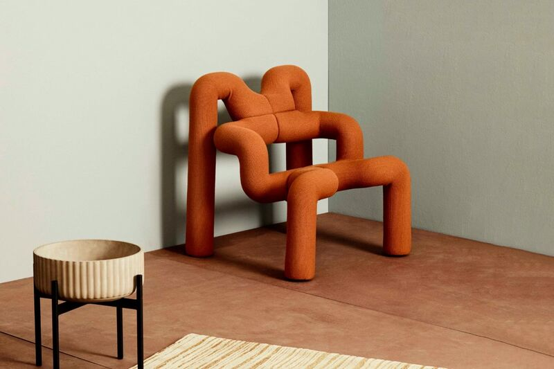 Eccentric Postmodern Seating Solutions