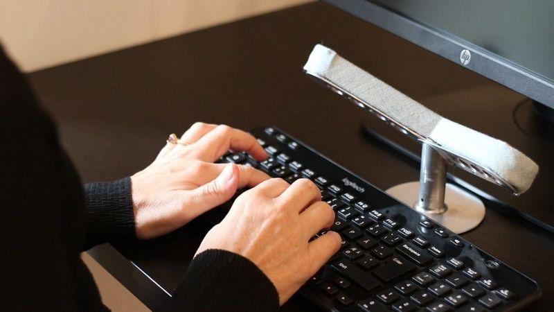 Desktop Typist Hand Heaters