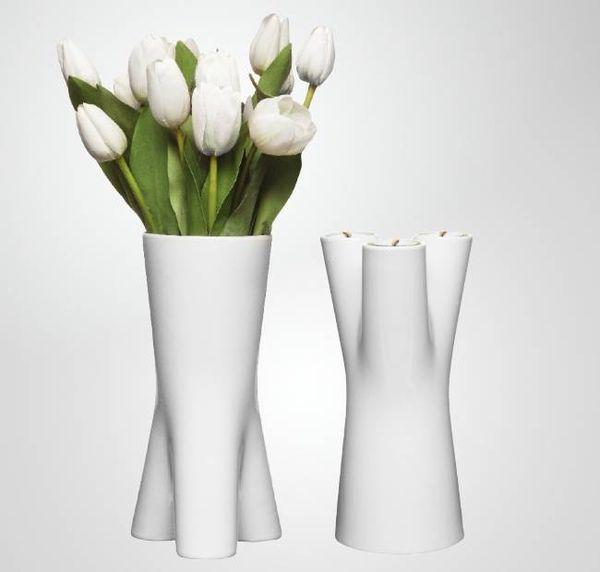 Topsy Turvy Flower Holders
