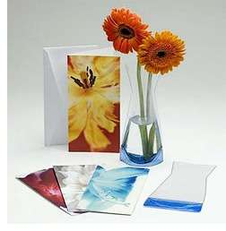 Vase In A Card