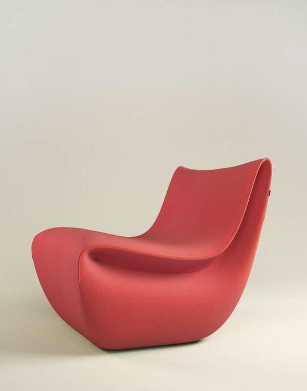 Minimalist Round Chairs