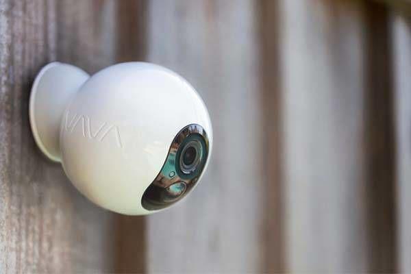 Mini Wire-Free Security Cameras