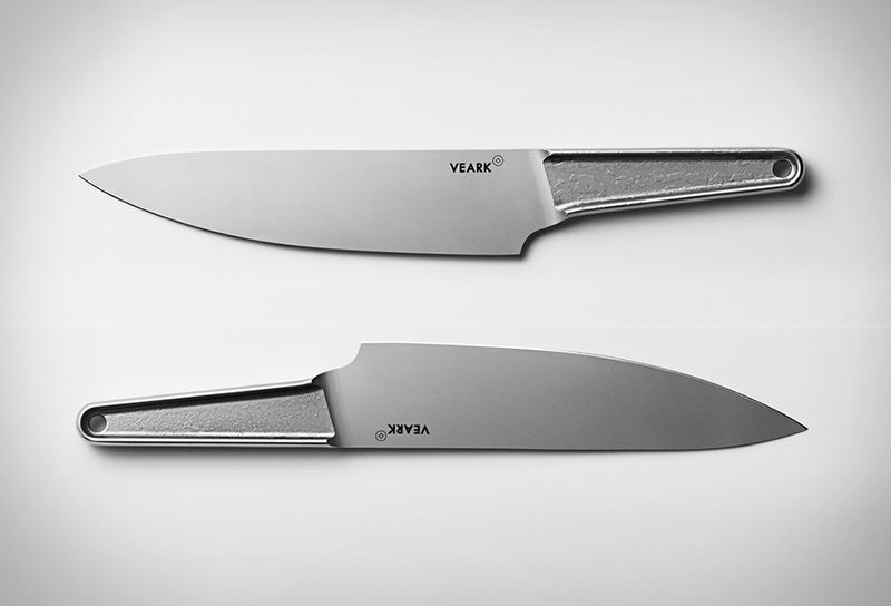 Hand-Forged Minimalist Knives
