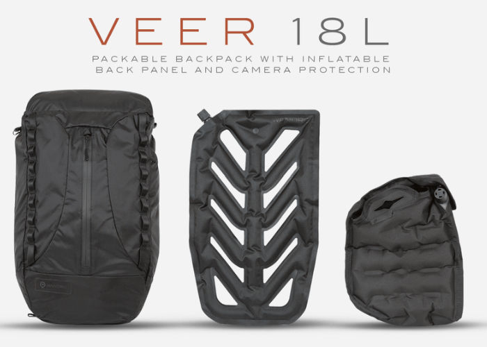 Inflatable Camera Protection Bags