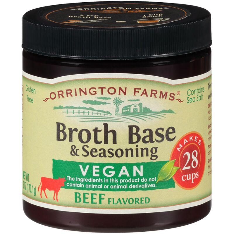 Vegan Beef Broth Alternatives