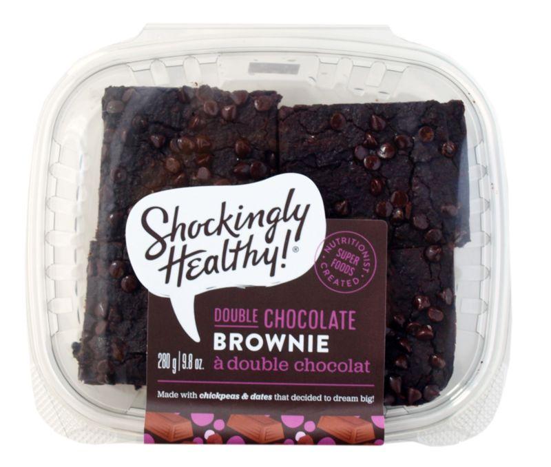 Chickpea-Based Vegan Brownies