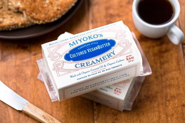 Oil-Based Butter Alternatives