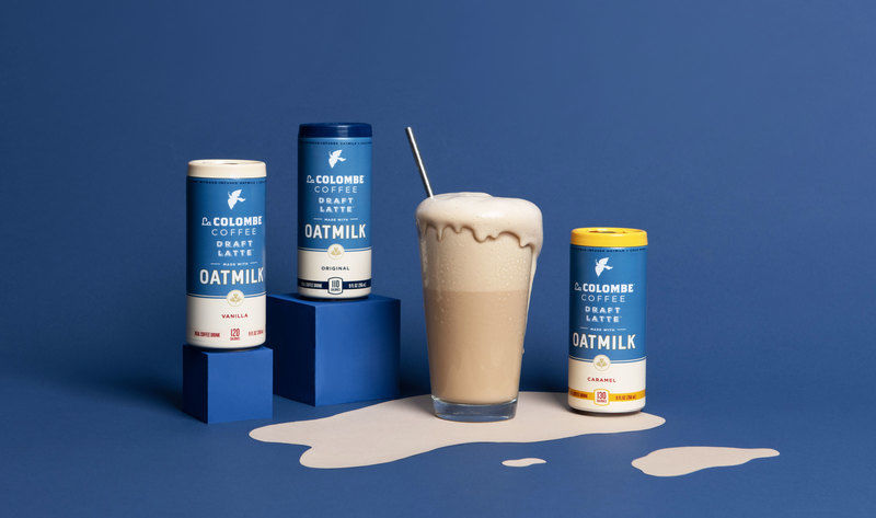 Nitro Oat Milk Lattes