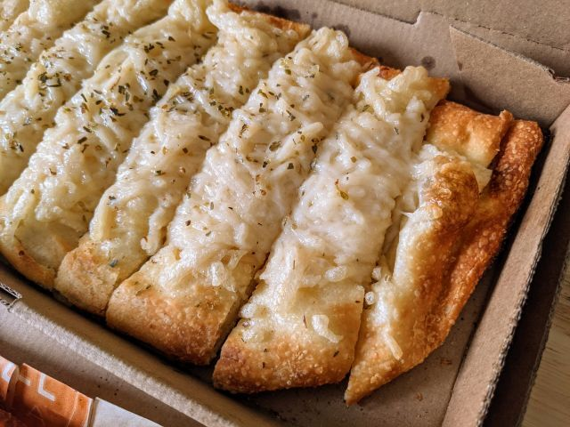 Cheesy Vegan Flatbreads