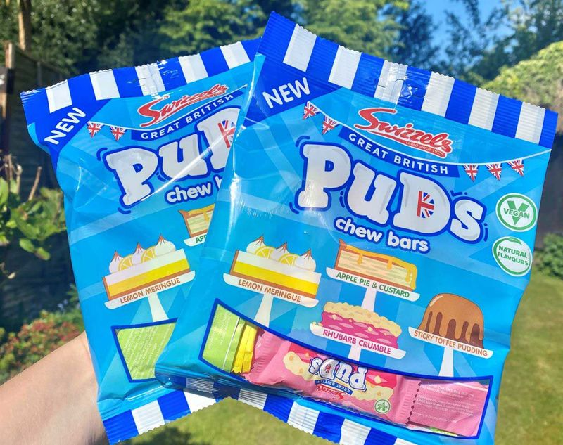 British-Inspired Vegan Candies